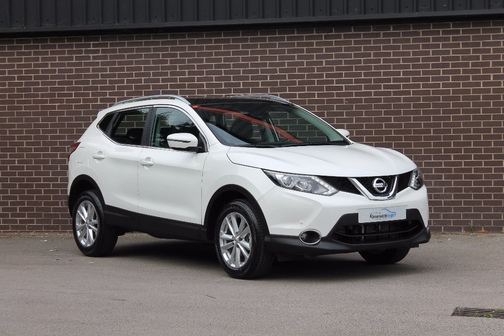 nissan qashqai acenta dci car reviews 2018. Black Bedroom Furniture Sets. Home Design Ideas